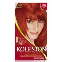 Tintura Koleston Vermelho Super Intenso Nº 7744